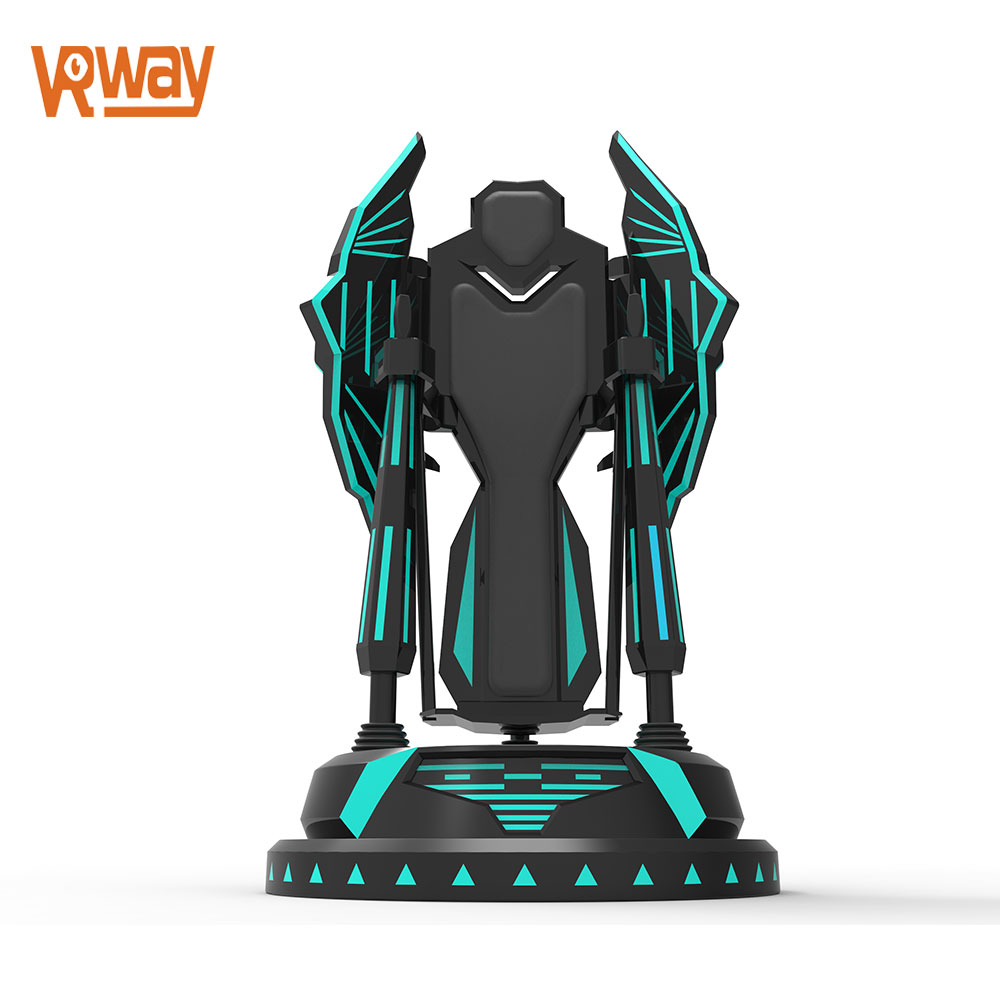 Standing VR Simulator Virtual Reality Arcade Game machine