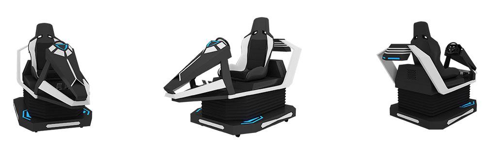 Virtual Reality Driving Car Racing VR Video Game Machine