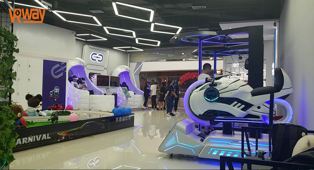 What issues should I consider when opening a VR store
