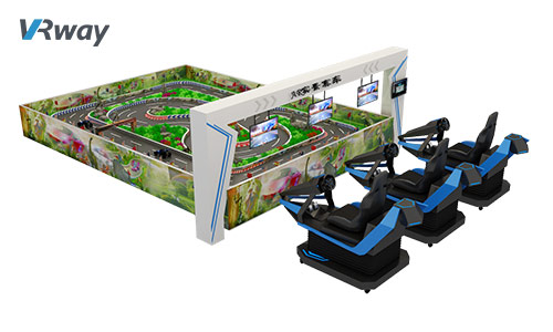 AR Live Racing, Online Live Experience_VRway