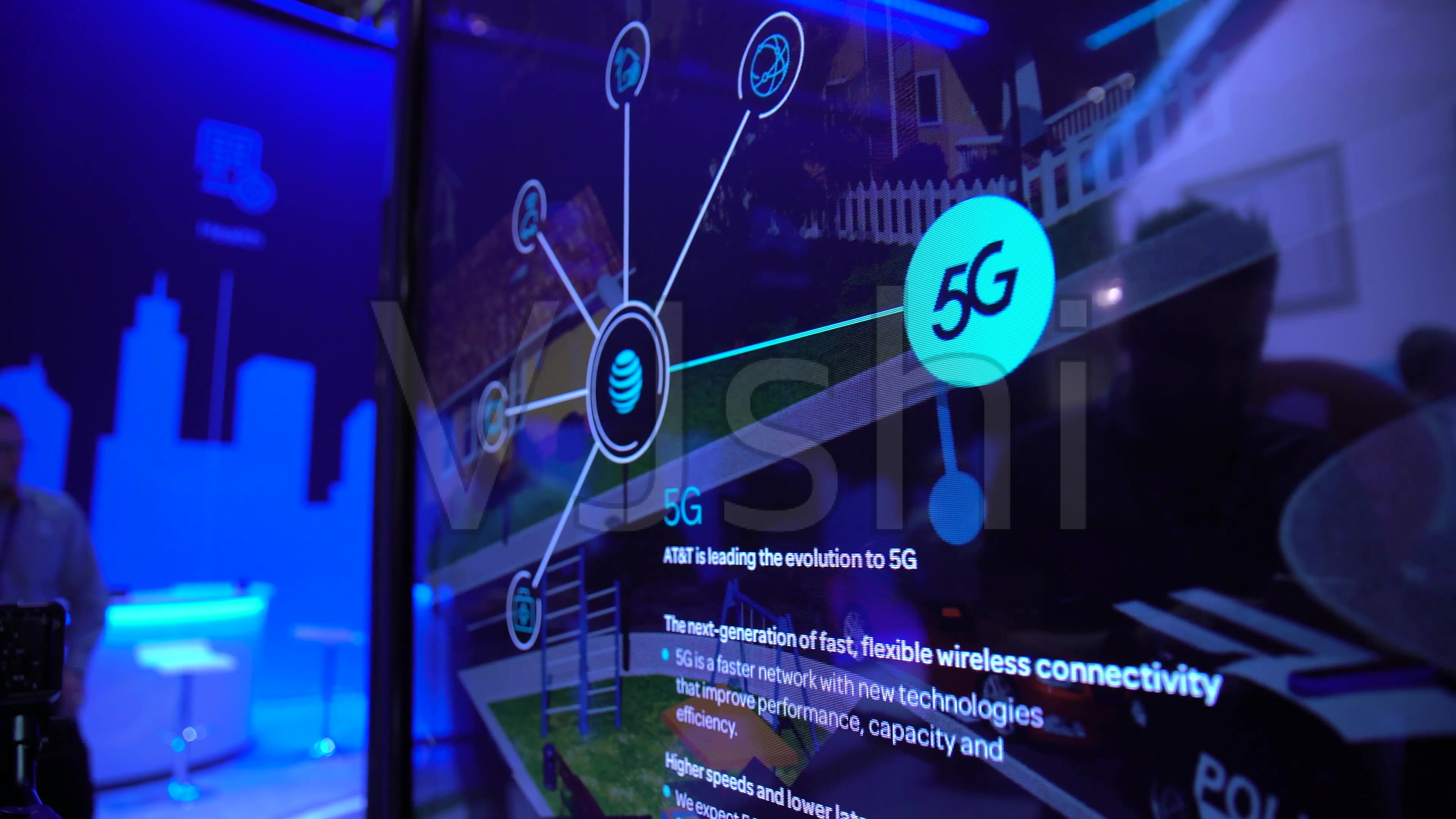 Global Virtual Reality Conference 5G VR A New Development Opportunities