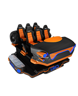 9D VR Warship