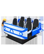 9D VR Spaceship