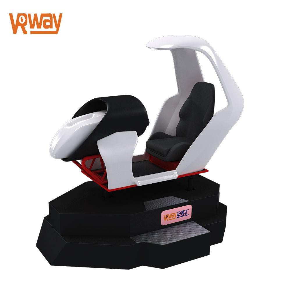 3 DOF Attractive VR Racing Car Driving 3 dof Wheel Drive Simulator Car VR Race