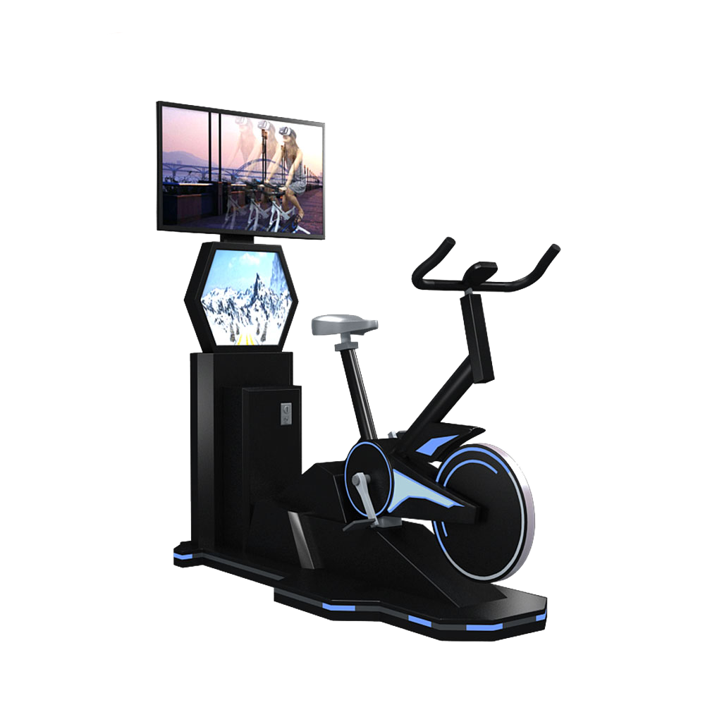 VR Bicycle Fitness