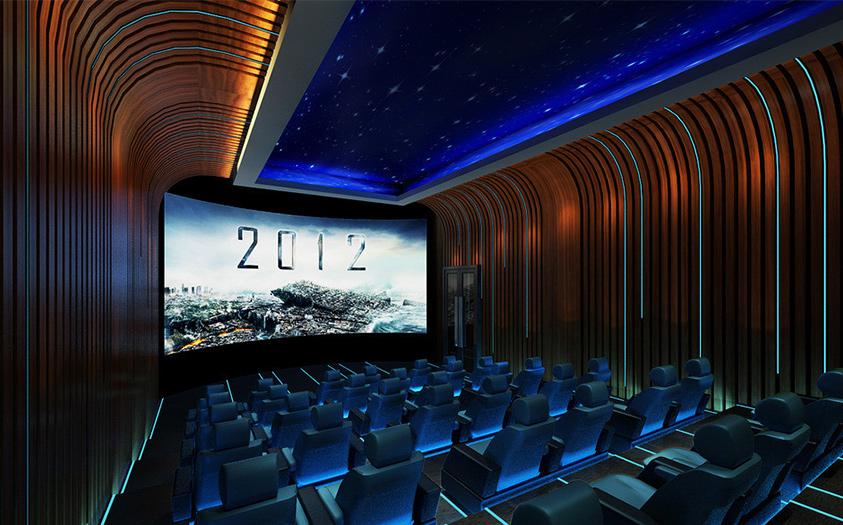 4D/5D/7D Cinema