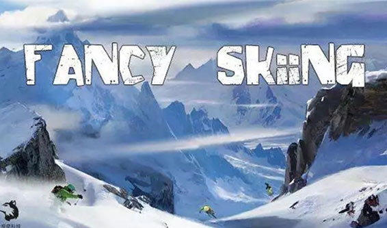 A Great VR Skiing Simulator for Winter