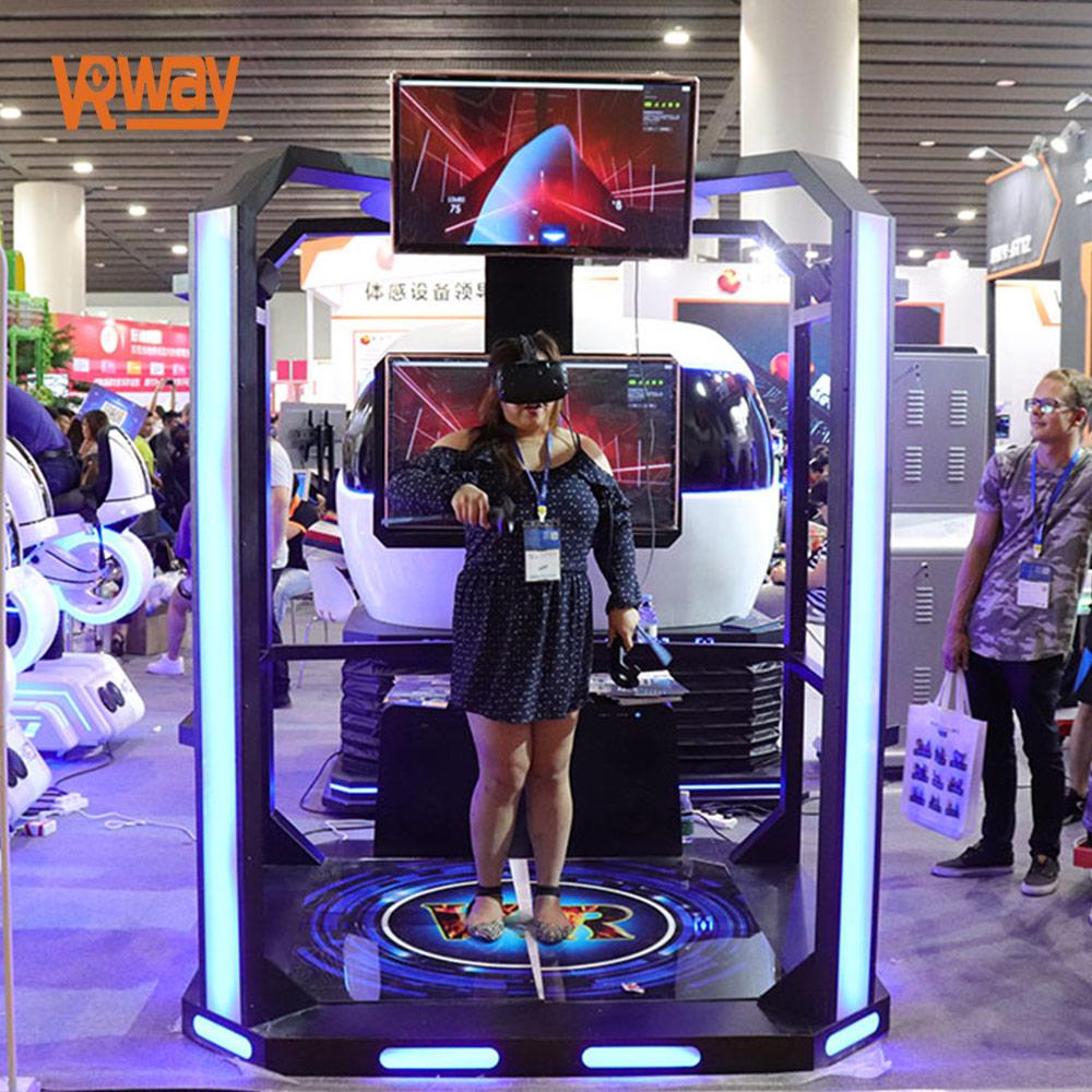 VRway Unlimited Explorer I vr shooting game