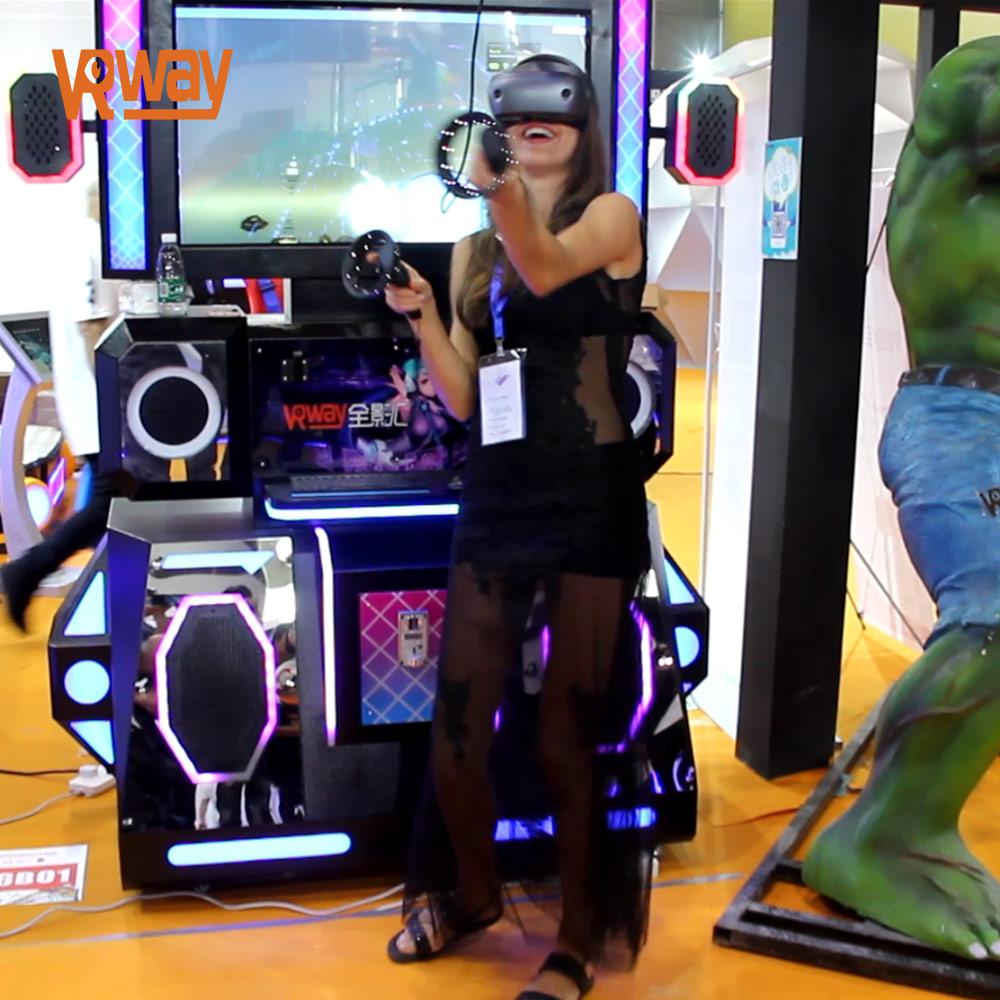 VRway VR Dancing Virtual Reality Music Games Machine