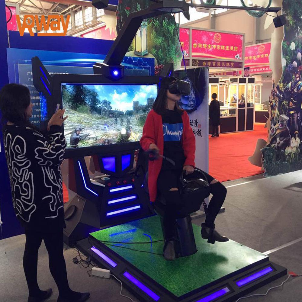 VRway VR War-horse vr horse riding game simulator