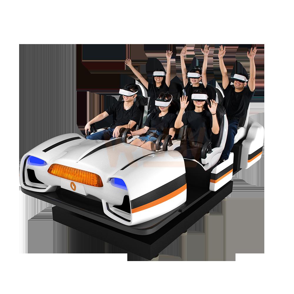 9D VR Timer