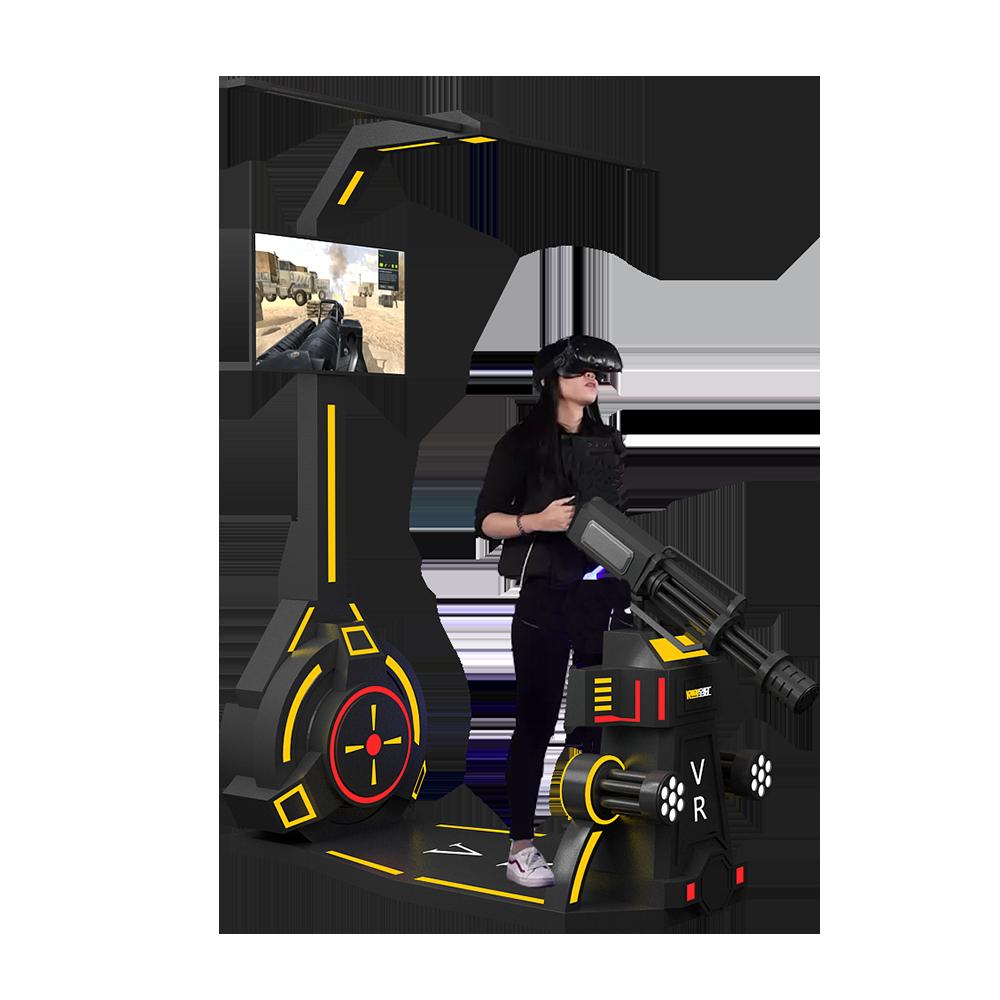 VR Galting Gun