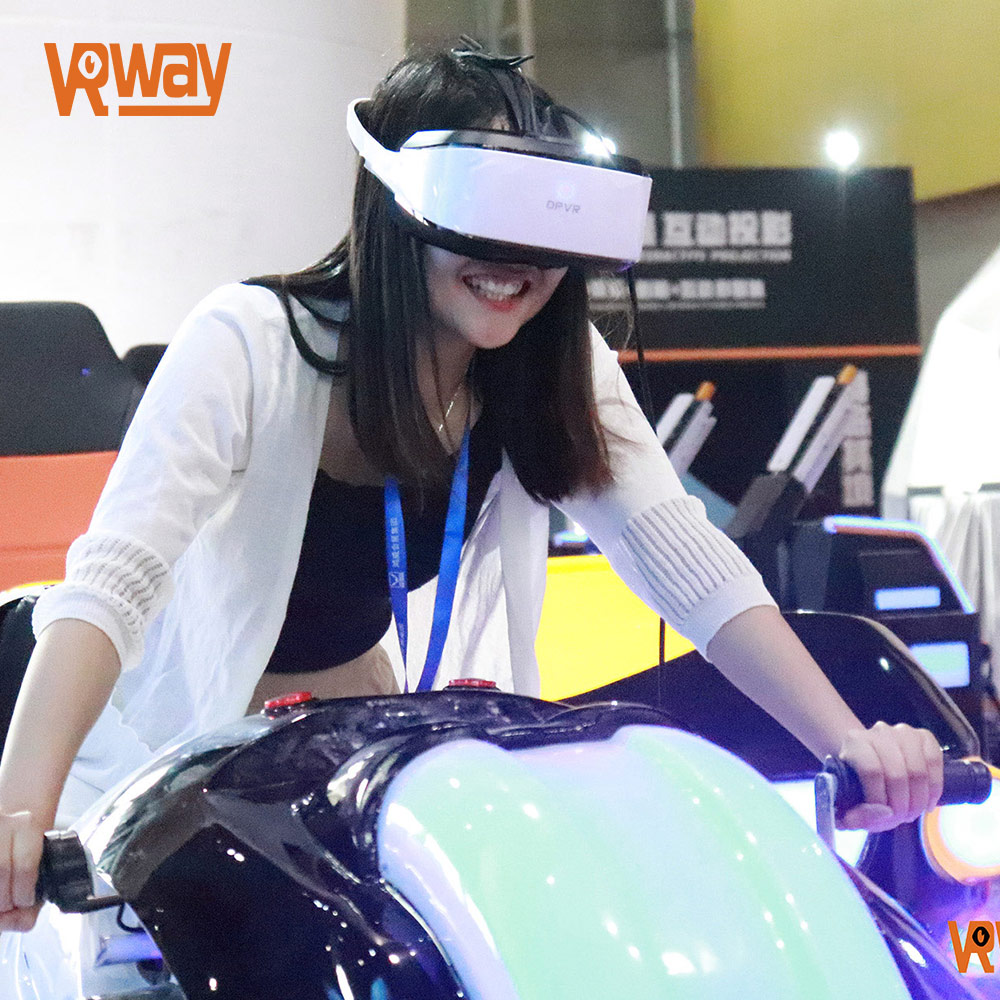 VR Racing Car1VRway VR Motorbike virtual reality racing game
