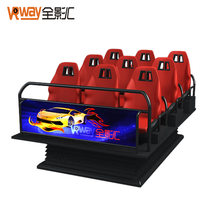 Hot Sale 4d 5d cinema cabin 4d 5d projector cinema equipment for mall_VRway