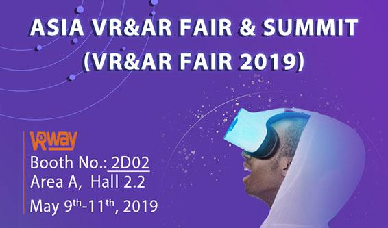 2019 Asia VR&AR Fair & Summit (VR&AR Fair 2019)_VRway
