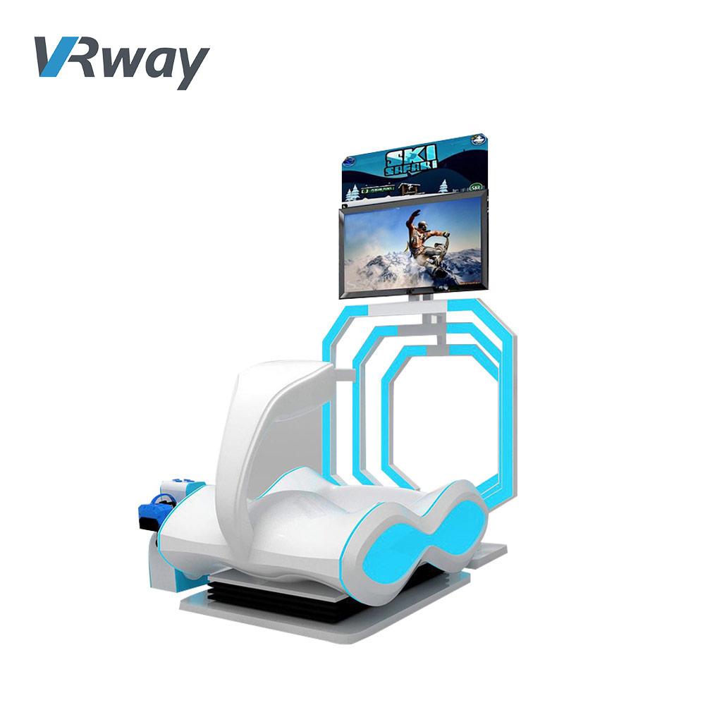VR Skiing Virtual Reality Simulator Sports Equipment