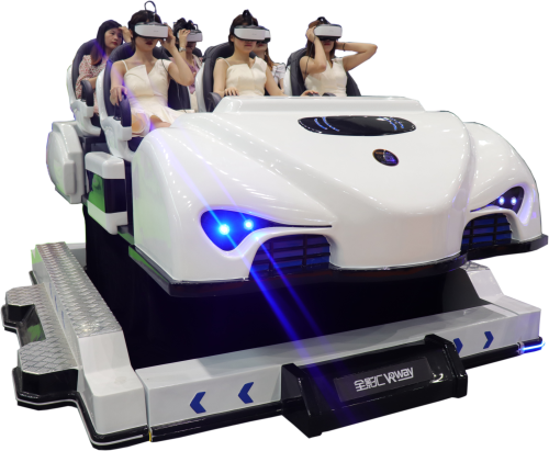 2019 New 9D VR Spaceship