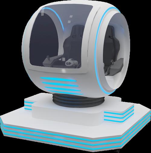 VR aircraft Simulator