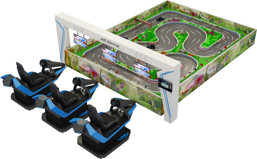 AR Racing Car