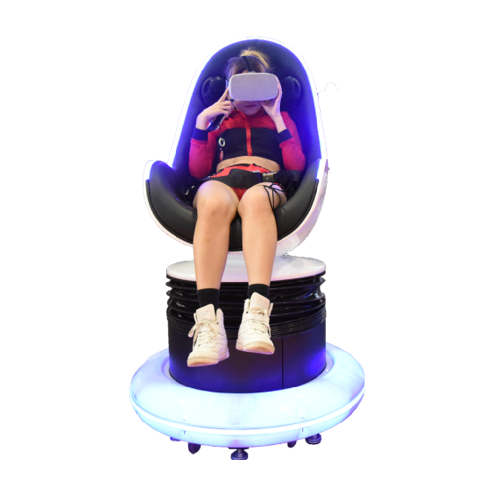 9D VR 1 Seat Egg Chair
