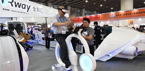VR Spinning Bikes, A New Trend In The Fitness Industry_VRway