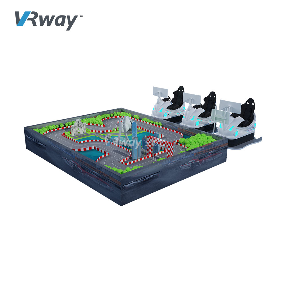 VRway AR Racing Car argument reality race equipment